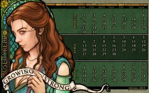 Desktop Wallpaper: Margaery Tyrell from...