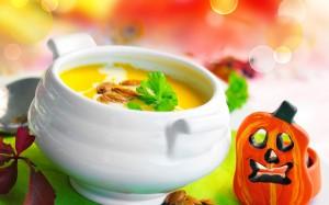 Desktop Wallpaper: Tasty Soup