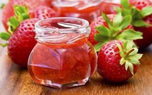 Desktop Wallpaper: Strawberry Jam