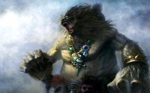 Desktop Wallpaper: Bears Growl