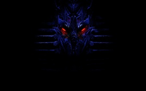 Desktop Wallpaper: Mask of Horror