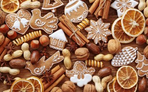 Desktop Wallpaper: Beige Peanut