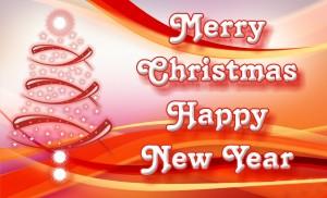Desktop Wallpaper: Merry Christmas Happ...
