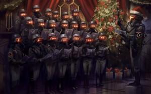 Desktop Wallpaper: Christmas Themed Vid...