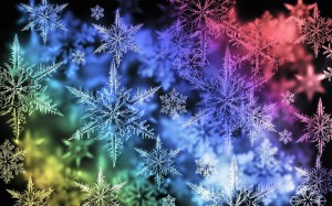 Desktop Wallpaper: Snow Flake