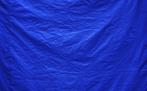 Desktop Wallpaper: Blue Textile