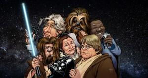 Desktop Wallpaper: Star Wars Fan Art