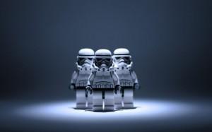 Desktop Wallpaper: Star Wars Stormtroop...