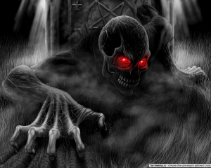 Fear with Red Eyes - скачать обои на рабочий стол