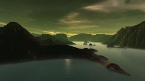 Desktop Wallpaper: Brown Mountain