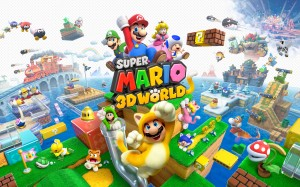 Desktop Wallpaper: Super Mario 3d World