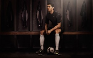 Desktop Wallpaper: Cristiano Ronaldo