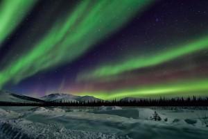 Desktop Wallpaper: Aurora Borealis