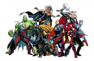 Desktop Wallpaper: Iron Man Illustratio...