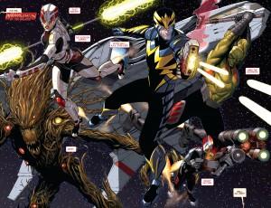 Desktop Wallpaper: Guardians Of Galaxy
