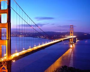 San-Francisco Bridge - скачать обои на рабочий стол