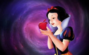 Desktop Wallpaper: Snow White Character