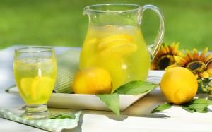 Desktop Wallpaper: Lemon Fruit