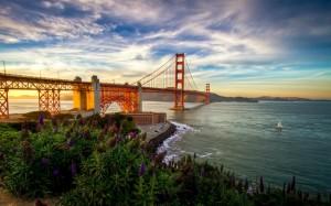 Desktop Wallpaper: Golden Gate Bridge