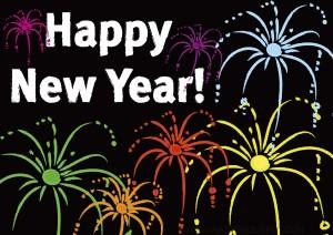 Desktop Wallpaper: Happy New Year