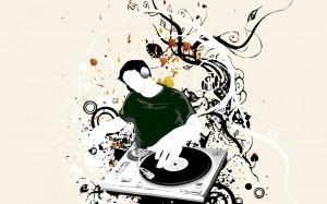 Desktop Wallpaper: DJ-ing