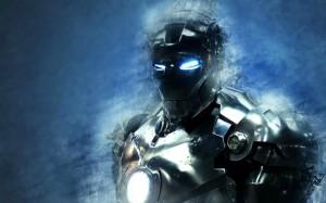 Desktop Wallpaper: Iron Man Character