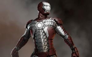 Desktop Wallpaper: Iron Man