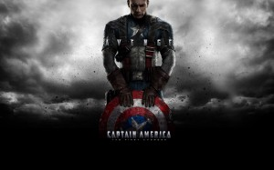Desktop Wallpaper: Captain America The ...