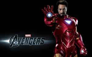 Desktop Wallpaper: Marvel Avengers Iron...