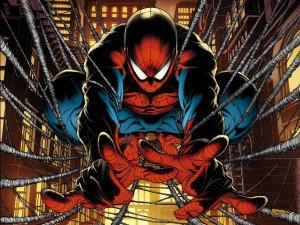 Desktop Wallpaper: Spider-man Comic Cha...