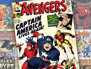 Desktop Wallpaper: The Avengers Captain...
