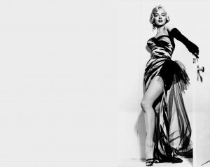 Desktop Wallpaper: Marilyn Monroe
