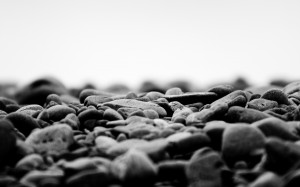 Desktop Wallpaper: Black Stone