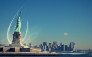 Desktop Wallpaper: Statue Of Liberty