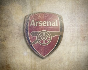 Desktop Wallpaper: Red And Black Arsena...