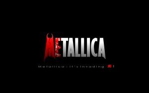Desktop Wallpaper: Metallica Logo