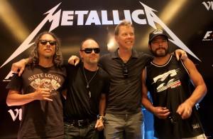 Desktop Wallpaper: Metallica Band