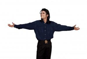 Desktop Wallpaper: Michael Jackson With...