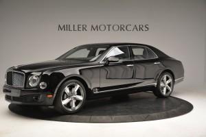 Desktop Wallpaper: Black Bentley Sedan ...