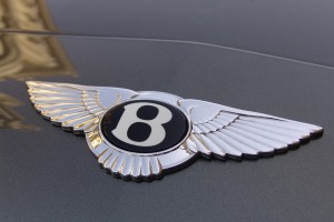 Desktop Wallpaper: Bentley Emblem