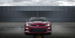 Desktop Wallpaper: Red Chevrolet Car