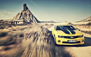 Desktop Wallpaper: Yellow And Black Che...
