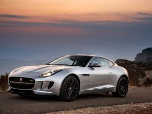 Desktop Wallpaper: Gray Jaguar XF On Gr...