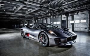 Desktop Wallpaper: Black Jaguar Sports ...