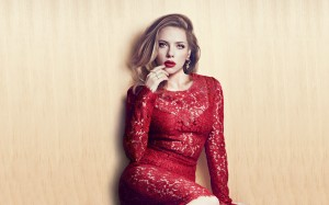 Desktop Wallpaper: Scarlett Johansson R...