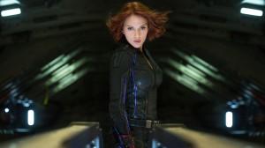 Desktop Wallpaper: Black Widow The Aven...
