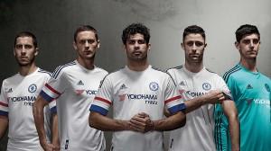 Desktop Wallpaper: 4 Men In White Adida...