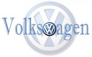 Desktop Wallpaper: Volkswagen Logo