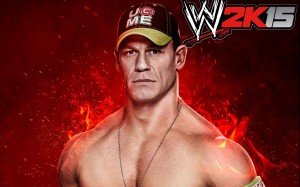 Desktop Wallpaper: John Cena Wwe2k15