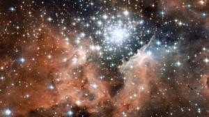 Desktop Wallpaper: Galaxy Stars